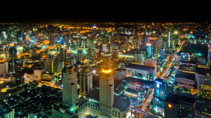 Bangkok, Thailand - the best Scrabble city in the world