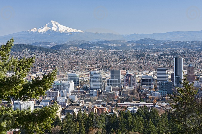Portland, Oregon - our #2 Scrabble City